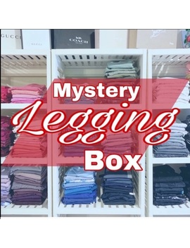 New Mystery Leggings Box by Poshmark