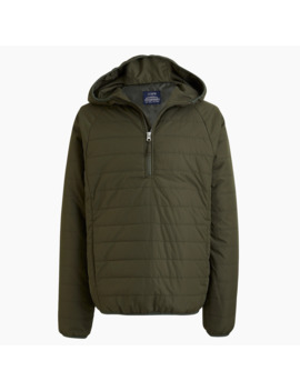 Lightweight Down Anorak by J.Crew