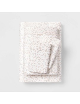 400 Thread Count Cotton Performance Sheet Set   Opalhouse™ by Shop Collections