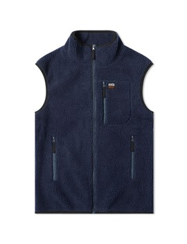 Hikerdelic Newby Fleece Gilet by Hikerdelic