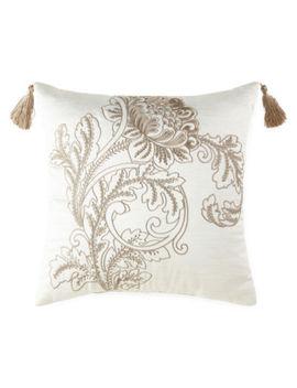 Liz Claiborne Aspen Square Throw Pillow by Liz Claiborne
