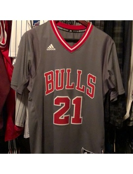 Chicago Bulls Jimmy Butler Jersey by Adidas