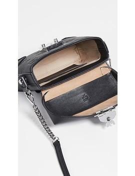 Soft Berlin Monogram Belt Bag by Mcm