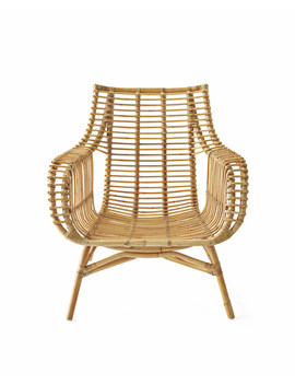 Venice Rattan Chair  Ch160 01 by Serena And Lily