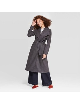 "<Span><Span>Women's Wool Wrap Coat   A New Day</Span></Span><Span Style=""Position: Fixed; Visibility: Hidden; Top: 0px; Left: 0px;"">…</Span> by A New Day…"