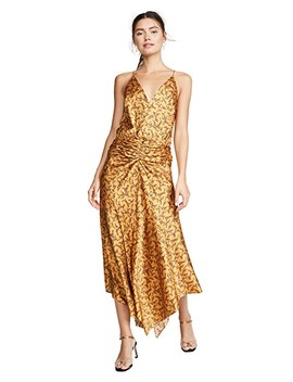 Hammered Silk Dress by Jonathan Simkhai