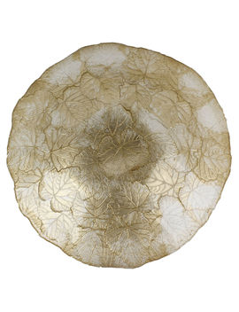 15.75 In. Whiteand Gold Bowl15.75 In. Whiteand Gold Bowl by At Home