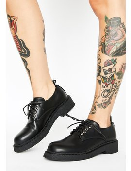 One Touch Classic Oxfords by Lamoda