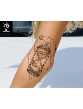 Geometric Temporary Tattoo Hipster Tattoo Fake Tattoo Geometric Tattoo Large Tattoo Elbow Tattoo Forearm Tattoo Oberarm Tattoo Funnel Tattoo by Etsy