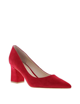 Zala Suede Pumps by Marc Fisher Ltd