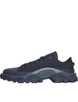 Adidas Originals X Raf Simons Mens Detroit Runner Trainers Onix/Onix/Onix by Adidas Originals
