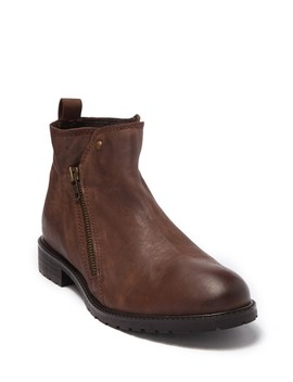 Noah Leather Boot by Vintage Foundry