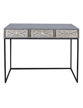 Cinnabar Passage Console Cinnabar Passage Console by At Home
