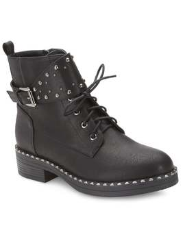 Olivia Miller 'marshall' Studded Buckle Boots by Generic