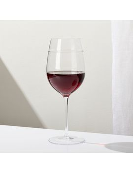 Callaway Red Wine Glass by Crate&Barrel