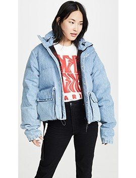 Openside Puffer Jacket by Unravel Project