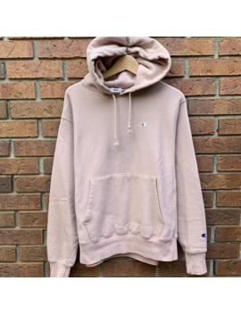 Vintage Champion Reverse Weave Hoodie Sweatshirt Sweater by Vintage  ×  Champion  ×