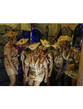 Silent Hill Style Nurses by Etsy