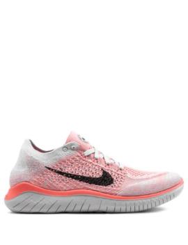 Free Runner Flyknit Sneakers by Nike