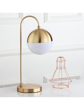 Safavieh Cappi Modern 20.5 In. High Table Lamp by Safavieh