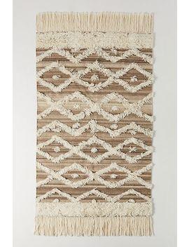 Soho Home X Anthropologie Textural Moroccan Rug by Soho Home X Anthropologie