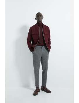 Pantalon StructurÉ by Zara