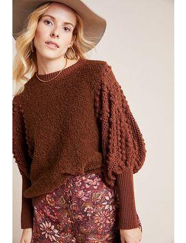 Stella Pardo Nawi Textured Sweater by Stella Pardo