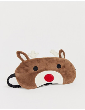 Loungeable Rudolf Reindeer Eye Mask by Loungeable
