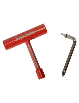 Supreme Spitfire Skate Tool Red by Stock X