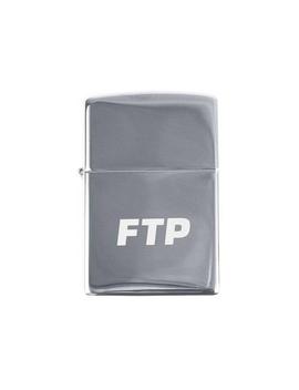 Ftp Logo Zippo Lighter Chrome by Stock X