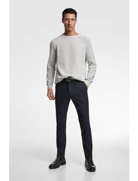 Pantalon Caviar StructurÉ by Zara