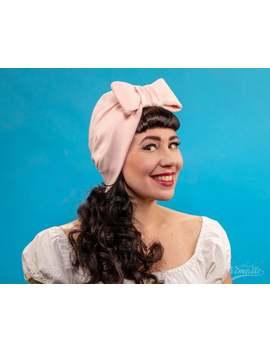 Bandalina Turban Blush by Etsy