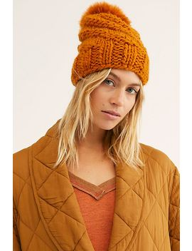 High Line Pom Beanie by Free People
