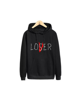 Wholesale Pkorli Pennywise 2017 It Loser Sweatshirt Men Women The Losers Club Hoodie Casual Unisex Loser Club Sweatshirts Lover Hood by D Hgate.Com