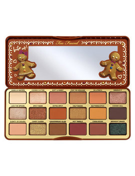 Gingerbread Extra Spicy Eyeshadow Palette by Too Faced