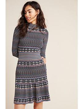 Shoshanna Etta Knit Mini Dress by Shoshanna