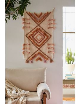 Emelia Boho Tufted Tapestry by Urban Outfitters