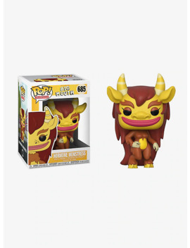 Funko Big Mouth Pop! Television Hormone Monstress Vinyl Figure by Hot Topic