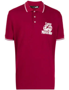 Classic Polo Shirt by Love Moschino