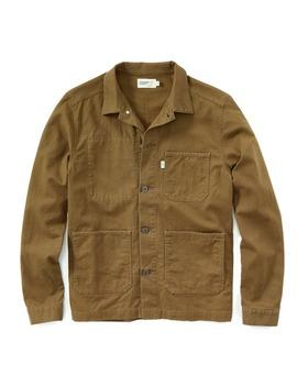 Stretch Chore Coat by Wellen