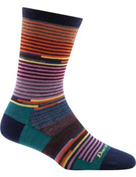 Darn Tough Pixie Crew Socks   Women's by Darn Tough