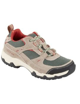 Women's Trail Model 4 Ventilated Hiking Shoes by L.L.Bean