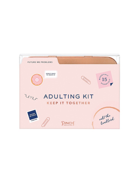 Adulting Kit by Pinch Provisions