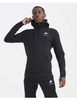 Hoodie With Sleeve Underlay   Black by 1017 Alyx 9 Sm