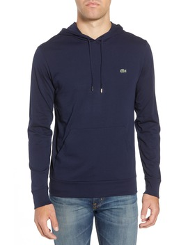 Pullover Hoodie by Lacoste