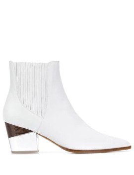 Pointed Ankle Boots by Alexandre Birman