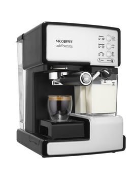 Mr. Coffee® Café Barista Espresso Maker With Automatic Milk Frother by Mr. Coffee