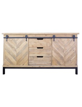 Heather Ann Creations Knightsbridge Collection Buffet Cabinet by Heather Ann Creations
