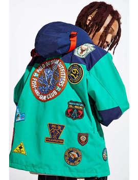 Polo Ralph Lauren Outdoor Patches Anorak Jacket by Polo Ralph Lauren