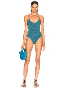 Delfina Swimsuit by Caroline Constas